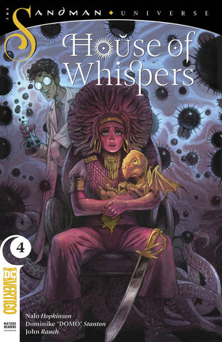 HOUSE OF WHISPERS #4 (MR) - Packrat Comics