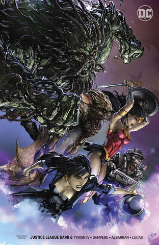 JUSTICE LEAGUE DARK #6 VAR ED - Packrat Comics