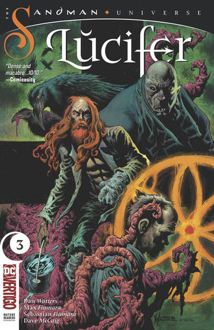 LUCIFER #3 (MR)