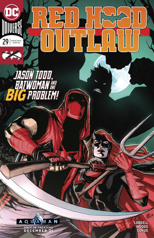 RED HOOD OUTLAW #29 - Packrat Comics