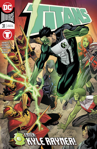 TITANS #31 - Packrat Comics