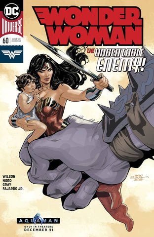 WONDER WOMAN #60 - Packrat Comics