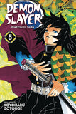 DEMON SLAYER KIMETSU NO YAIBA GN VOL 05 - Packrat Comics