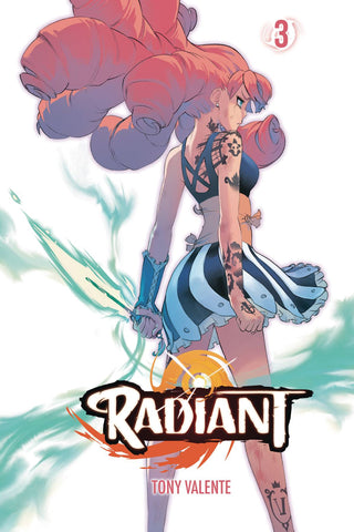 RADIANT GN VOL 03 - Packrat Comics