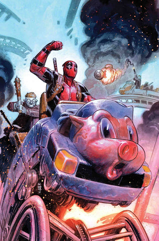 DEADPOOL #8 - Packrat Comics