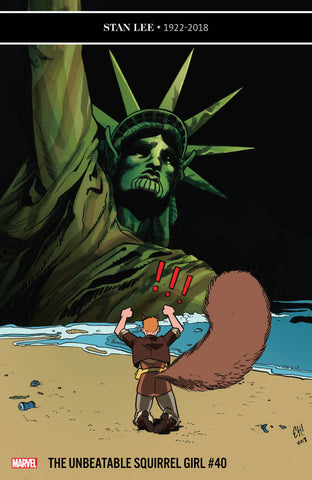 UNBEATABLE SQUIRREL GIRL #40