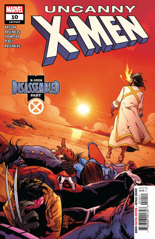 UNCANNY X-MEN #10 - Packrat Comics