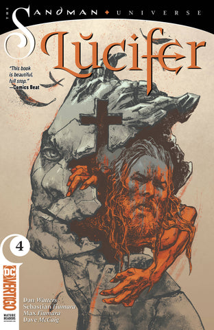 LUCIFER #4 (MR)