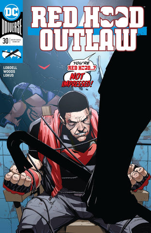 RED HOOD OUTLAW #30 - Packrat Comics