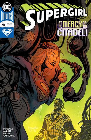 SUPERGIRL #26 - Packrat Comics