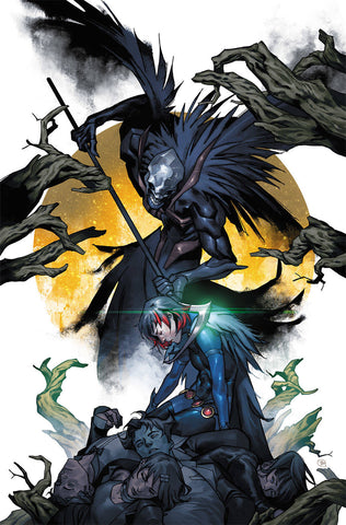 RAVEN DAUGHTER OF DARKNESS #11 (OF 12) - Packrat Comics