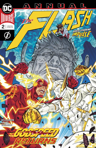 FLASH ANNUAL #2 - Packrat Comics