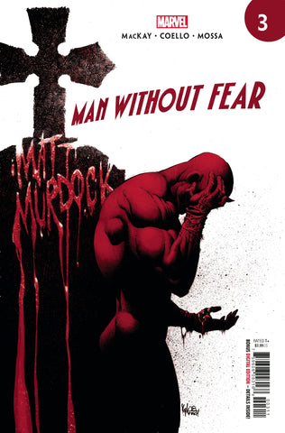 MAN WITHOUT FEAR #3 - Packrat Comics