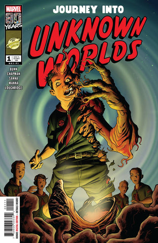 JOURNEY INTO UNKNOWN WORLDS #1 - Packrat Comics