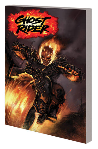 GHOST RIDER TP BOOK 01 WAR FOR HEAVEN - Packrat Comics