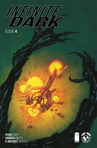 INFINITE DARK #4 - Packrat Comics