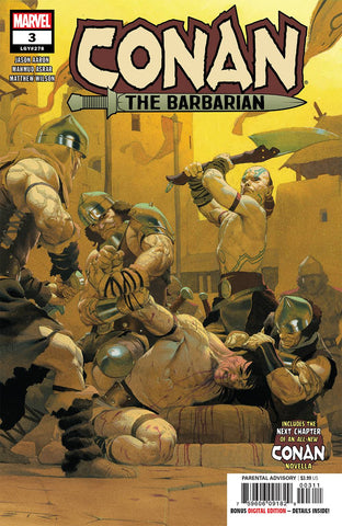 CONAN THE BARBARIAN #3