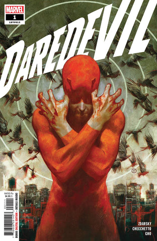 DAREDEVIL #1 - Packrat Comics