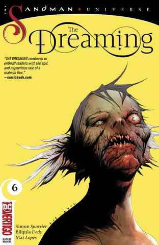 DREAMING #6 (MR) - Packrat Comics