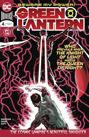 GREEN LANTERN #4 - Packrat Comics