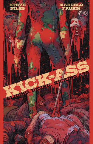 KICK-ASS #12 CVR D ROMITA JR (MR)