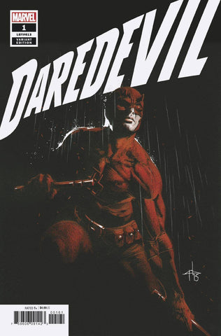 DAREDEVIL #1 DELL OTTO VAR
