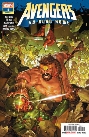 AVENGERS NO ROAD HOME #4 (OF 10) - Packrat Comics