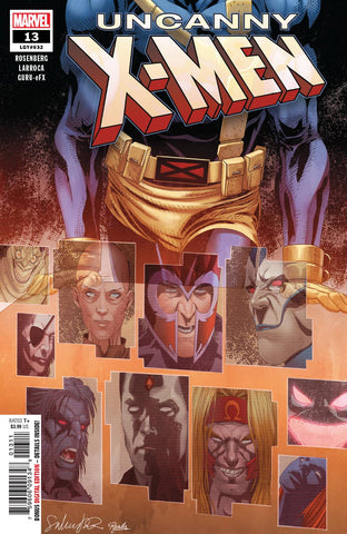 UNCANNY X-MEN #13 - Packrat Comics