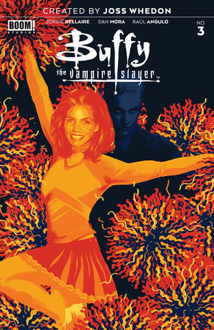 BUFFY THE VAMPIRE SLAYER #3 CVR A MAIN TAYLOR - Packrat Comics