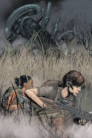 ALIENS RESISTANCE #3 CVR A JONES - Packrat Comics