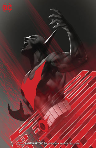 BATMAN BEYOND #30 VAR ED - Packrat Comics