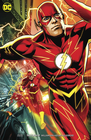 FLASH #67 VAR ED - Packrat Comics