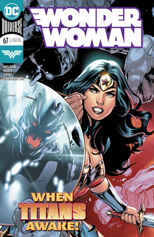 WONDER WOMAN #67 - Packrat Comics