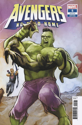 AVENGERS NO ROAD HOME #5 (OF 10) DJURDJEVIC CONNECTING VAR - Packrat Comics
