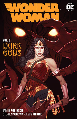 WONDER WOMAN TP VOL 08 DARK GODS - Packrat Comics