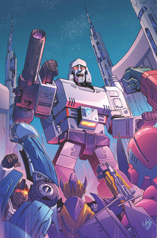 TRANSFORMERS #2 CVR B JOSEPH - Packrat Comics