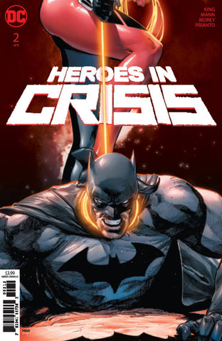HEROES IN CRISIS #2 (OF 9) 2ND PTG - Packrat Comics