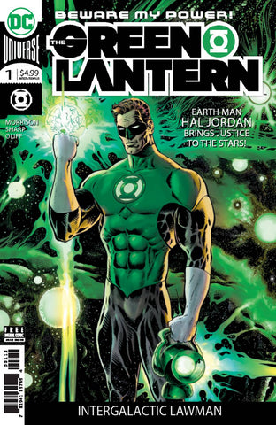 GREEN LANTERN #1 2ND PTG - Packrat Comics