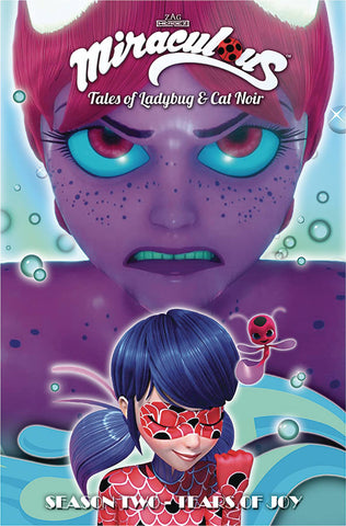 MIRACULOUS TALES LADYBUG CAT NOIR TP S2 VOL 08 TEAR OF JOY - Packrat Comics