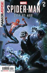 MARVELS SPIDER-MAN CITY AT WAR #2 (OF 6)