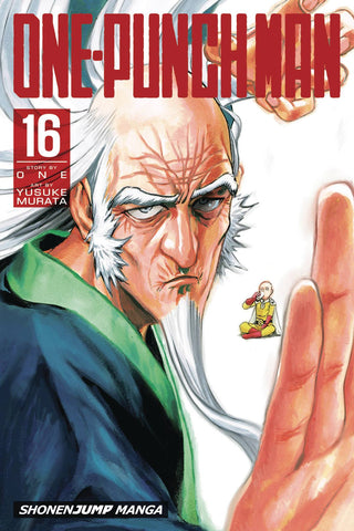 ONE PUNCH MAN GN VOL 16 - Packrat Comics