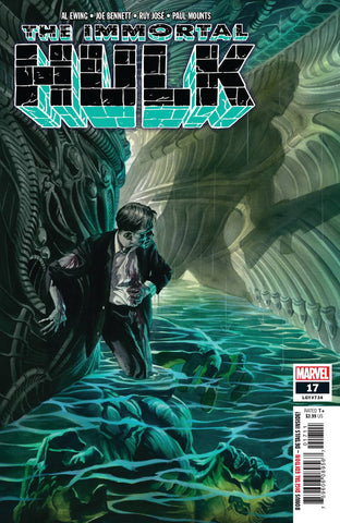 IMMORTAL HULK #17 - Packrat Comics