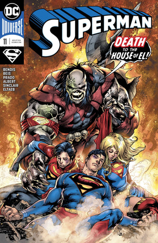 SUPERMAN #11 - Packrat Comics