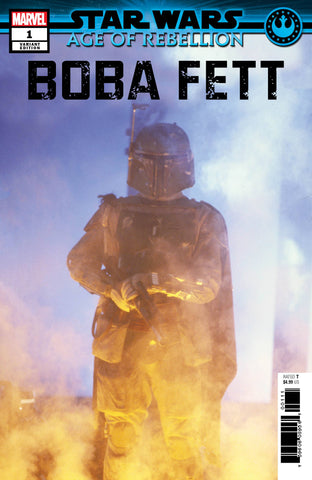 STAR WARS AOR BOBA FETT #1 MOVIE VAR
