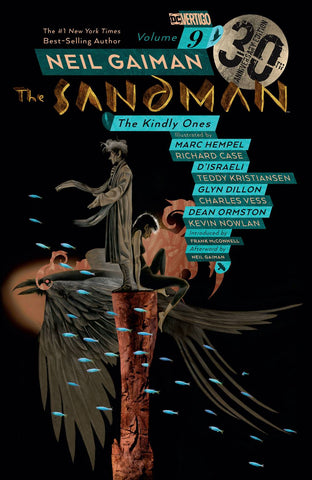 SANDMAN TP VOL 09 THE KINDLY ONE 30TH ANNIV ED (MR) - Packrat Comics