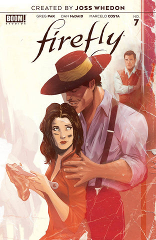 FIREFLY #7 MAIN - Packrat Comics