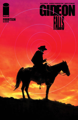 GIDEON FALLS #14 CVR B FISH (MR) - Packrat Comics