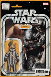 STAR WARS #67 CHRISTOPHER ACTION FIGURE VAR