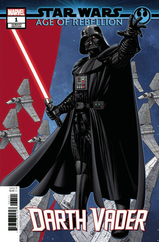 STAR WARS AOR DARTH VADER #1 MCKONE PUZZLE PC VAR - Packrat Comics