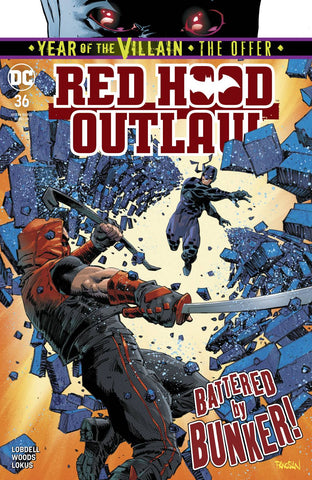 RED HOOD OUTLAW #36 YOTV THE OFFER - Packrat Comics